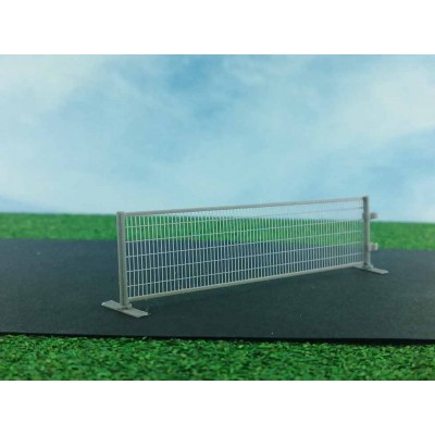 "Safety fencing on legs or on JERSEY - Scale 1/48 (""O"")"
